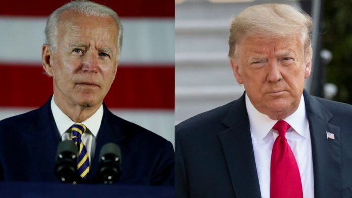 Biden has considerable cash benefit over Trump during last weeks, reveal new filings