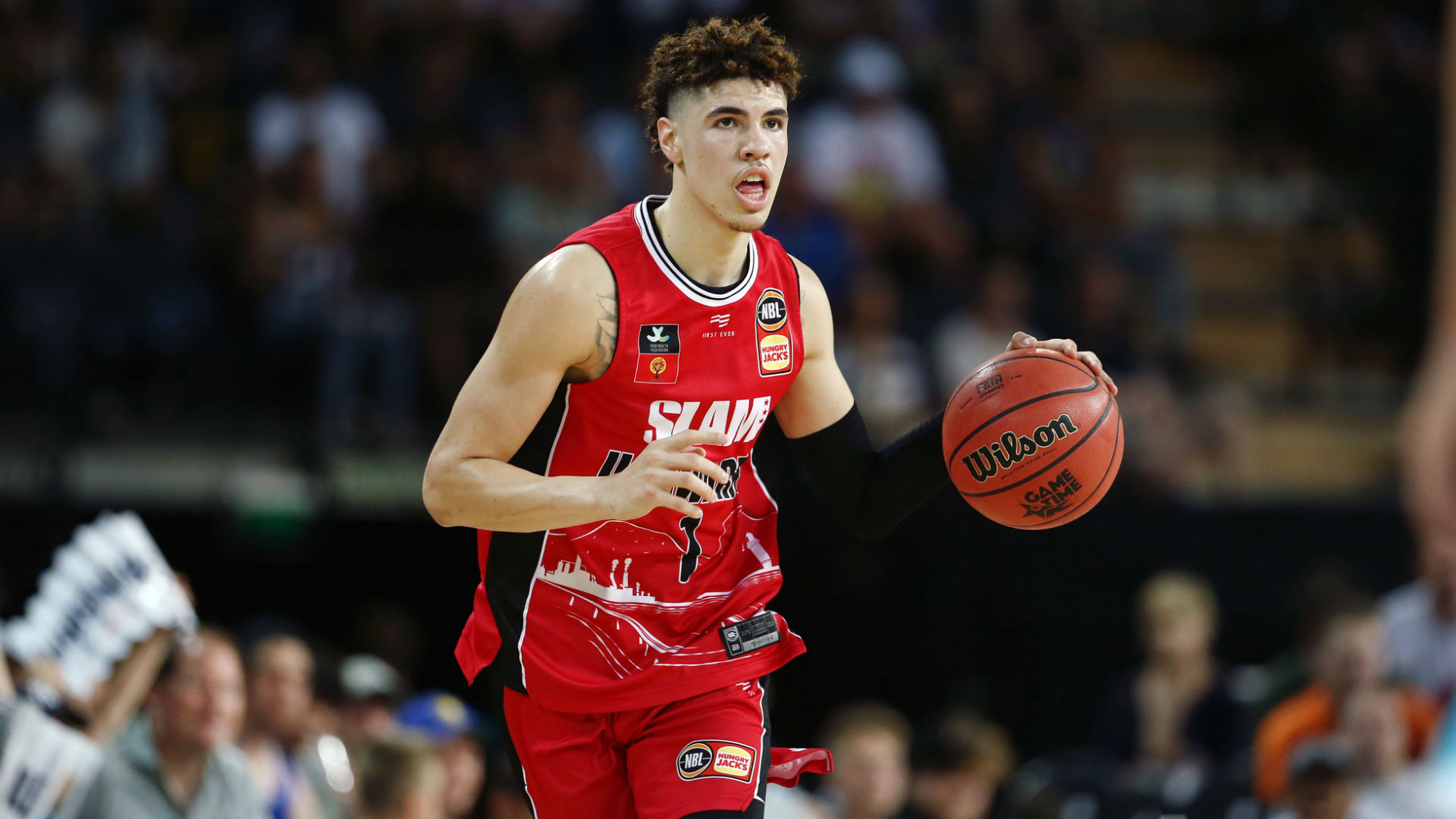 LaMelo Ball officially signs multi-year endorsement deal with Puma