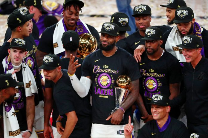NBA Legend Bill Russell Has Special Words of Appreciation for Lakers' LeBron James