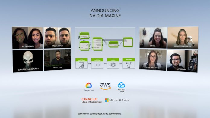 Nvidia says its AI can fix some of the biggest problems in video calls