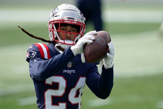 Patriots cornerback Stephon Gilmore, the NFL's reigning top defender, tests positive for coronavirus