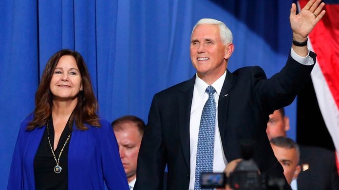 VP Pence and second lady test negative for COVID, twice in three days
