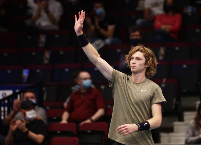 Andrey Rublev Expresses Desire to Represent Russia at Tokyo Olympics