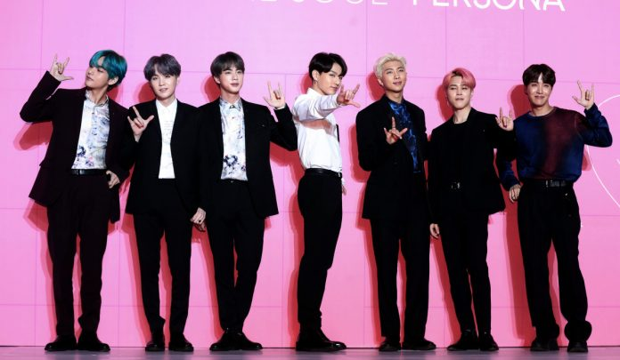 BTS 'Dynamite' costumes set to fetch $40K at music charity auction