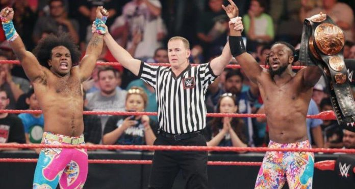 Backstage Reports: Referee Makes a Huge Mistake During a Championship Match on WWE Raw
