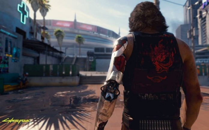 CD Projekt Red shows off 'Cyberpunk 2077' next-gen gameplay