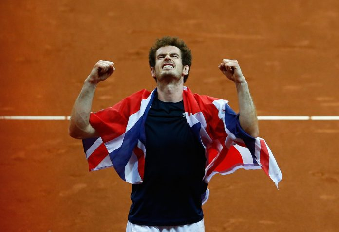 Cancer Patient Reveals How Andy Murray's 2015 Davis Cup Glory Inspired Her