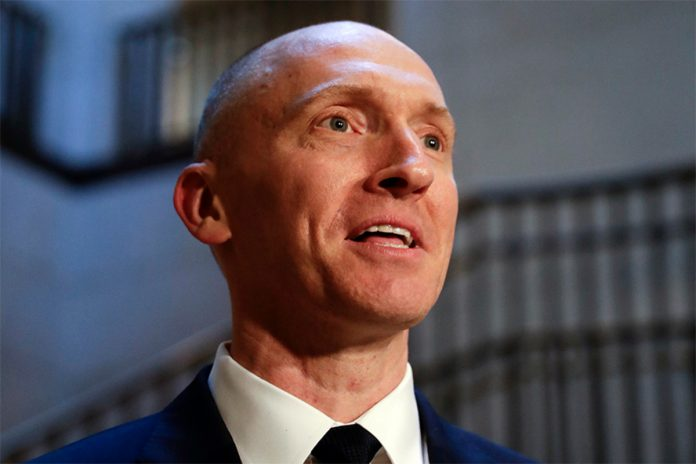 Carter Page sues DOJ, FBI over 'unlawful surveillance'