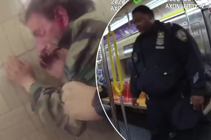 Case dropped against homeless man who NYPD punched