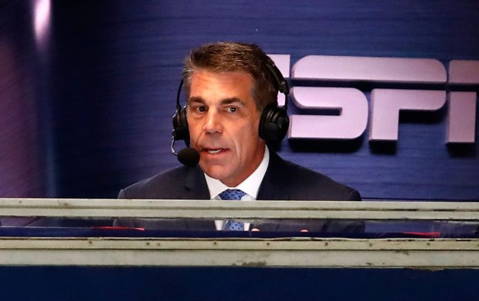 Chris Fowler's campaigning for ESPN's 'Monday Night Football' job unseemly