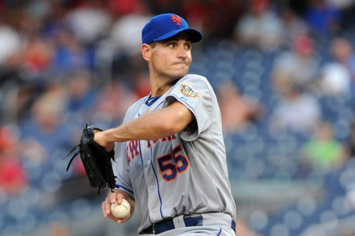 Chris Young pulls out of running for Mets GM opening