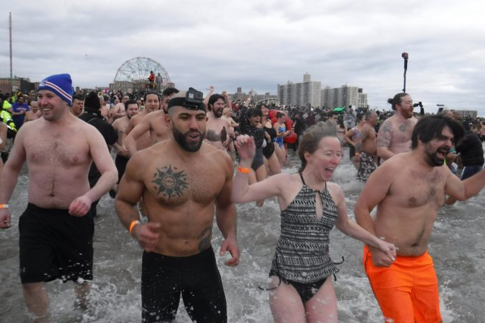 Coney Island's annual Polar Bear plunge nixed over COVID-19 concerns
