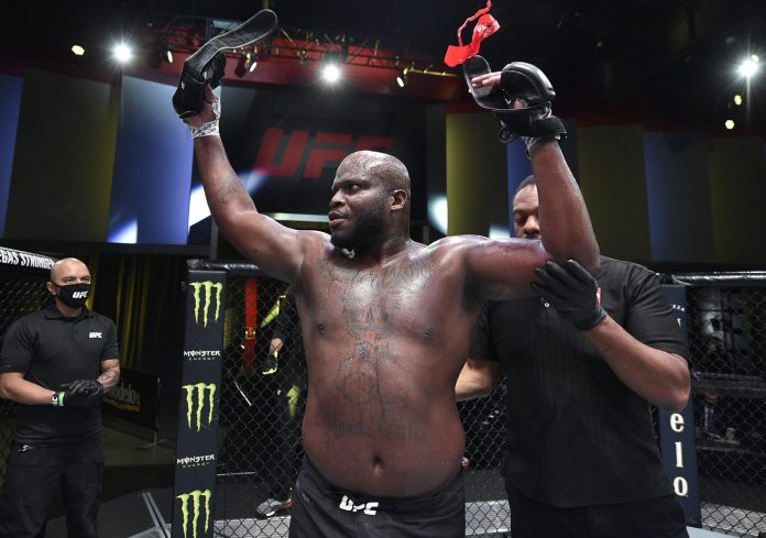 Derrick Lewis - All Knockouts in the UFC