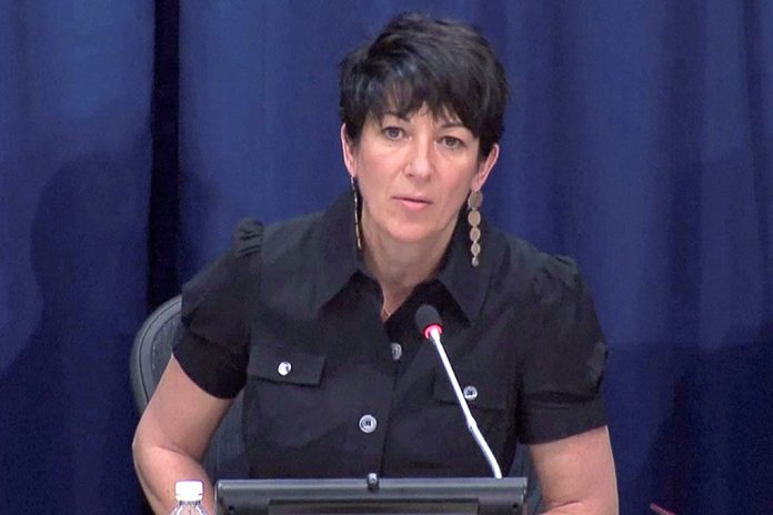 Ghislaine Maxwell is awoken every 15 minutes in jail: lawyers