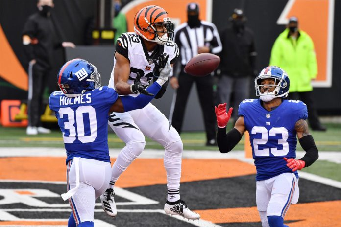 Giants defying Bill Parcells mantra in most ridiculous way