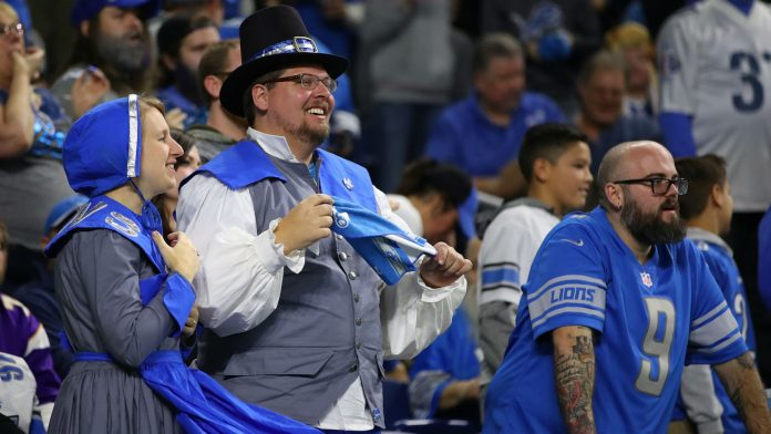Here's why the Lions always play on Thanksgiving, explained