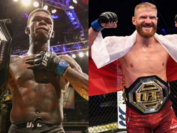 Jack Hermansson Says Jan Blachowicz Has No Speed and Will Get Destroyed by Israel Adesanya