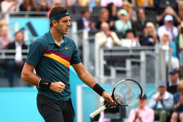 Juan Martin del Potro Opens up About His Experience Living Closely With Soccer Legend Diego Maradona
