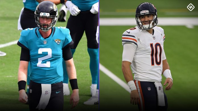 Mike Glennon's latest chance to start in NFL was made possible by ... Mitchell Trubisky?