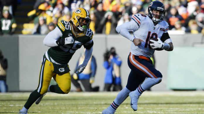 Mitchell Trubisky's record vs. Packers: Green Bay has Bears' number whenever he starts