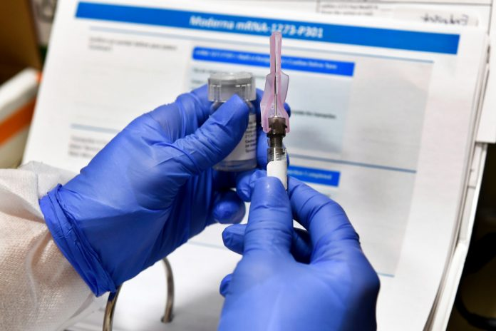 Moderna to ask FDA for emergency clearance of COVID-19 vaccine