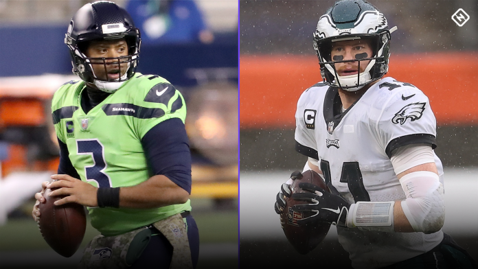 Monday Night Football Betting Preview: Odds, trends, picks for Seahawks-Eagles