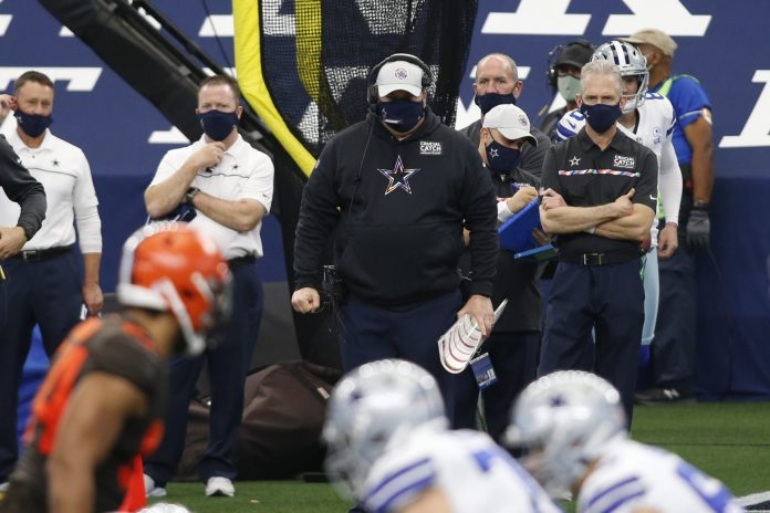 NFL Analyst Suggest Jerry Jones Should Fire Cowboys' Head Coach Mike McCarthy