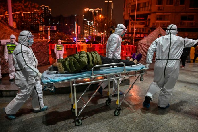 Newly-leaked document reveal China's bungling of pandemic's early days