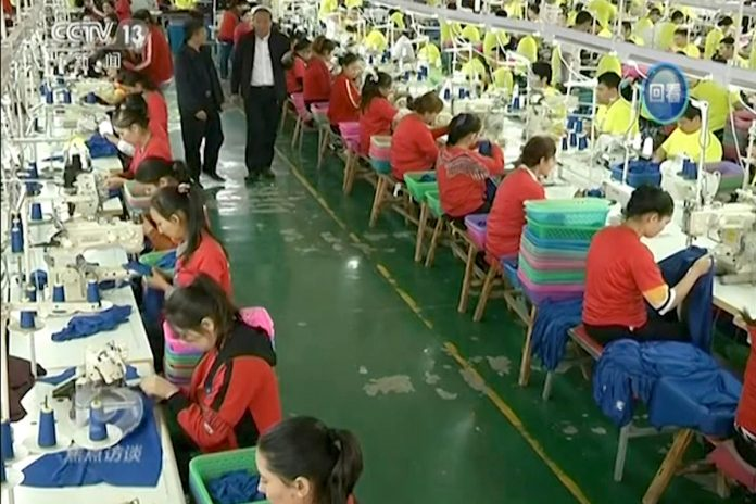 Nike, Coca-Cola, others reportedly lobbying against Chinese labor bill