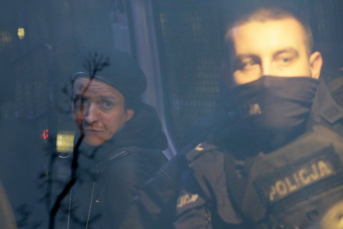 Photojournalist detained at Poland's latest abortion protest