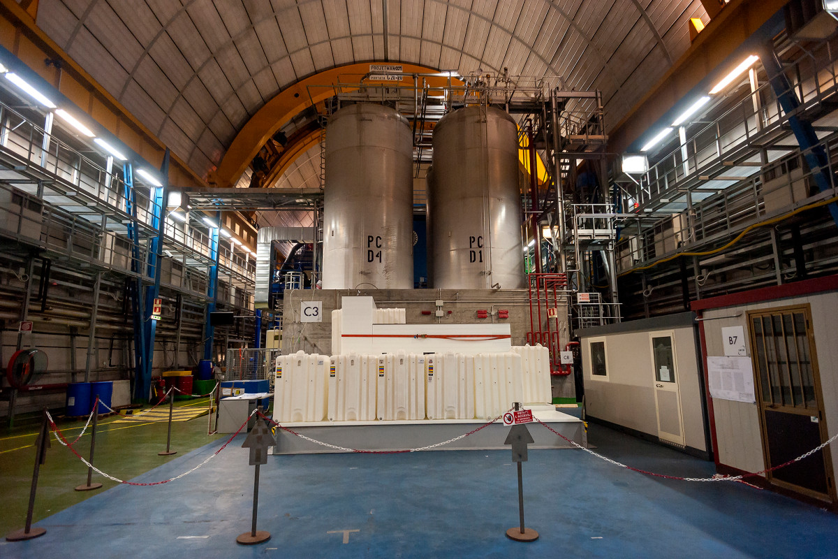 Scientists find neutrinos from star fusion for the first time