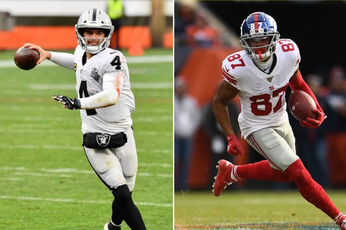 Players to start, sit for NFL Week 12