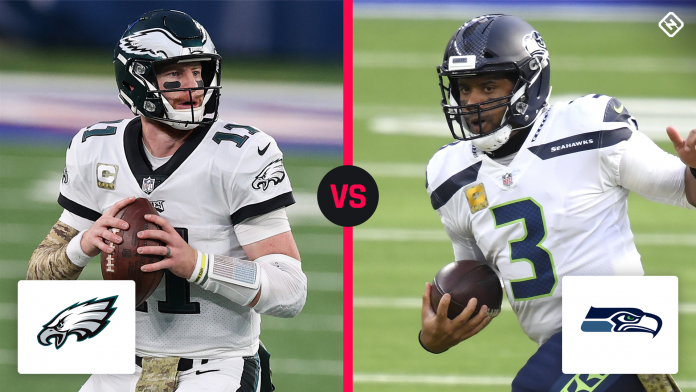 Seahawks vs. Eagles odds, prediction, betting trends for NFL 'Monday Night Football' game