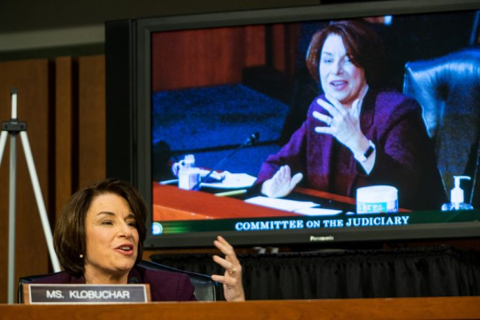 Senate Democrats call on YouTube to pull videos with election lies