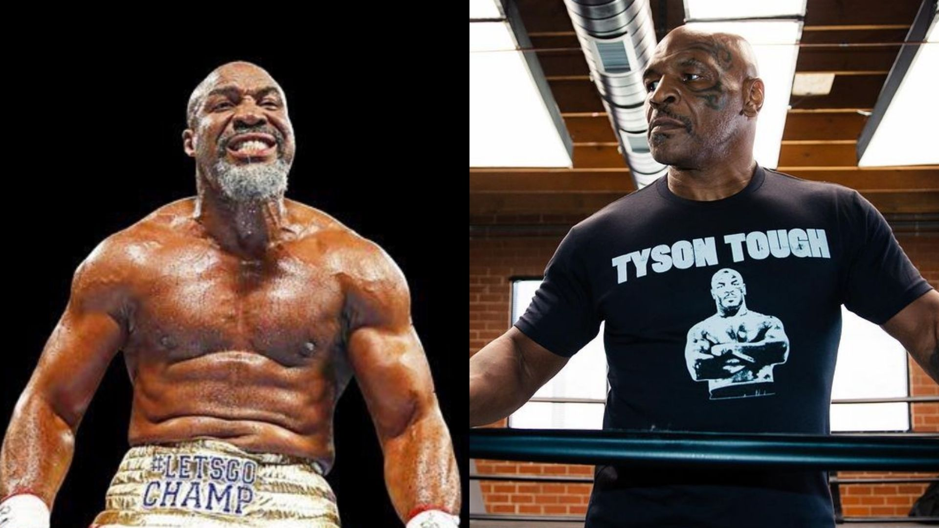 Mike Tyson Vows To Continue Boxing, Interested In Evander Holyfield Trilogy