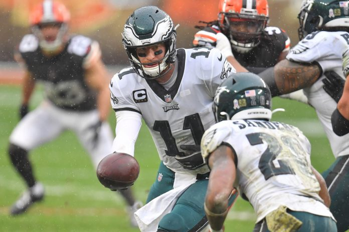 Struggling Eagles, Seahawks defense meeting at right time for bettors