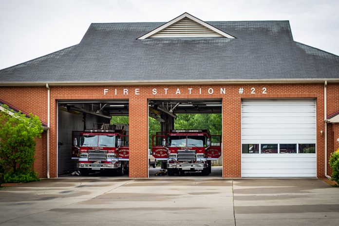 Tennessee firefighter resigns after performing cross-dressing sex act