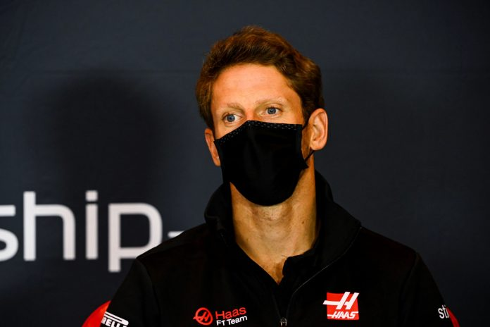 'There Is No Miracle Possible' - Romain Grosjean Dejected After Haas' Dismal Pace in Bahrain