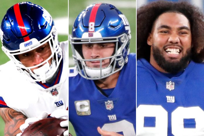 Time will tell if these Giants can thrive in surprising playoff race