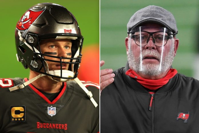 Tom Brady struggling with 'continuity' in Bucs offense: Bruce Arians