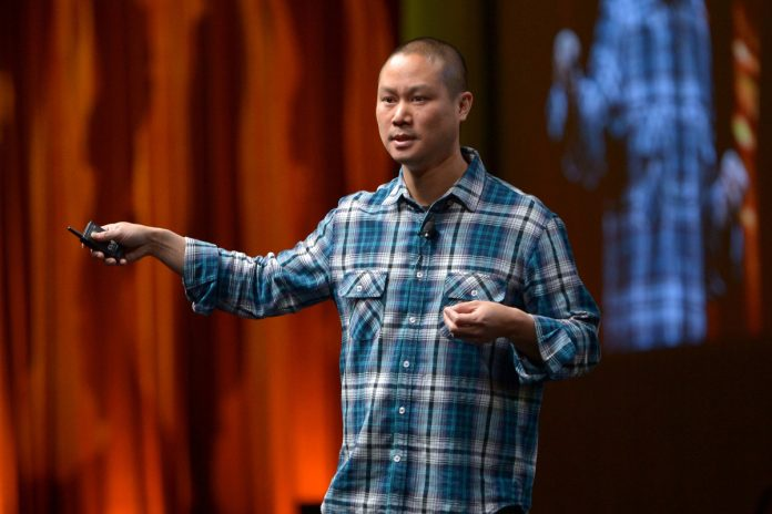 Tony Hsieh, retired Zappos CEO, dead at 46
