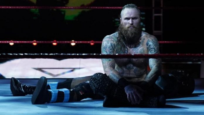 WWE is Clueless About the Role of Aleister Black in the Main Roaster