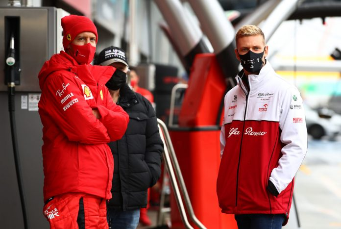 Why Sebastian Vettel is 'A Little Sad' About Mick Schumacher's Successes