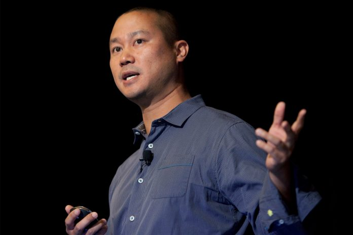 Zappos CEO Tony Hsieh's cause of death revealed