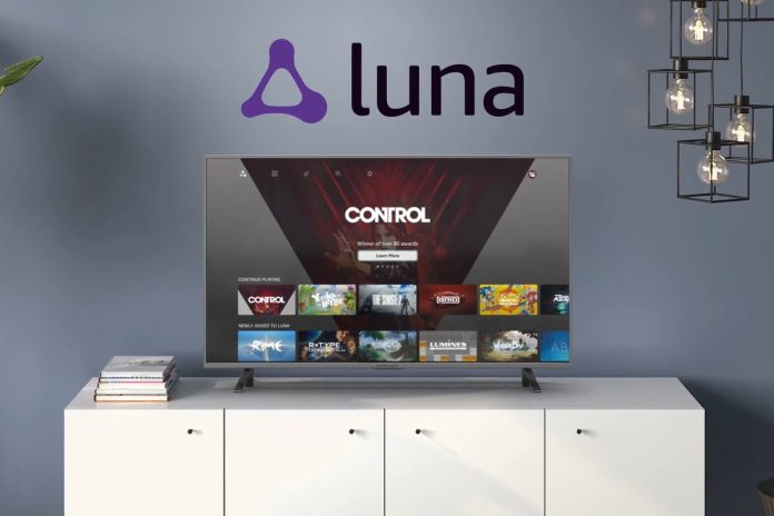 Amazon's Luna cloud gaming service gets Android Support