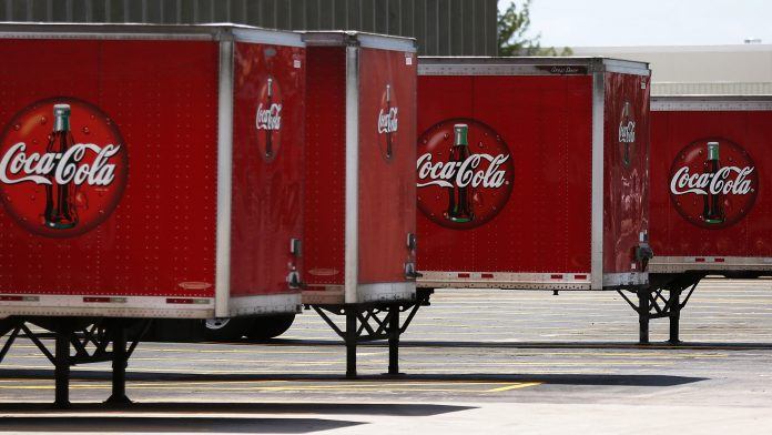 Coca-Cola to lay off 2,200 workers in restructuring