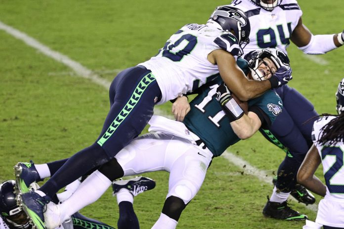 Eagles, Carson Wentz's loss to Seahawks helps Giants in NFC East
