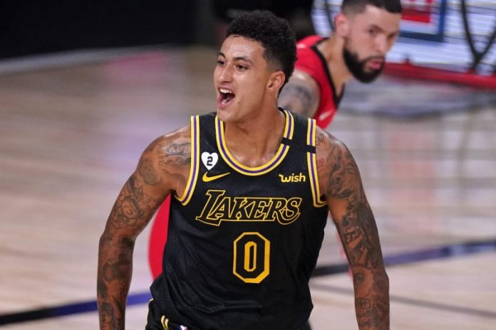 Kyle Kuzma signs a 3-year contract extension worth $40mn with the Lakers