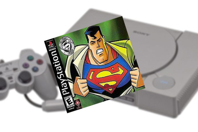 The PlayStation port of 'Superman 64' is now available online.