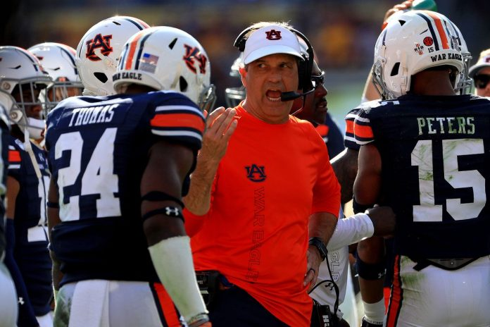 Former Auburn Defensive Coach Kevin Steele joins Tennessee football